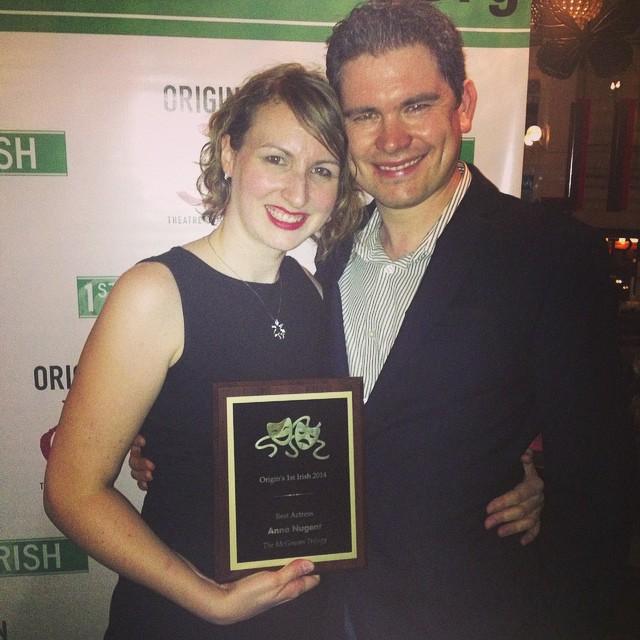 Origin's 1st Irish Awards
