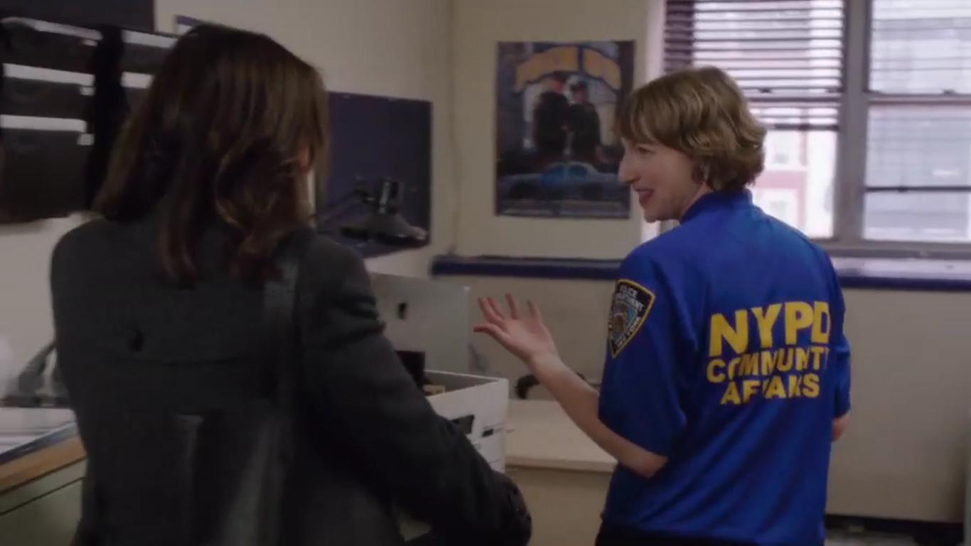 Emily in Law & Order: SVU